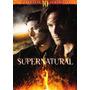 Dvd Supernatural Season 10 / Temporada 10