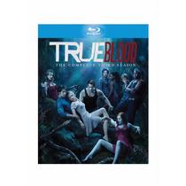 Blu-ray True Blood Tercera Temporada Nuevo Cerrado Sm