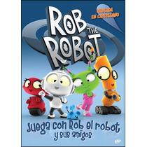 Dvd Rob Robot Volumen Uno Nuevo Cerrado Sm