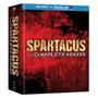 Spartacus 1, 2, 3 Y 4 Temp - 12 Blu Ray Salta Cap.