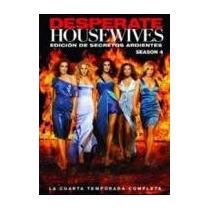 Desperate Housewives - Temporada 4 - Dvd - Usada - Original!