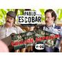 Pablo Escobar (edicion Especial) + Documental En Dvd!