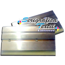 Espatula De Aluminio-manigueta -estampado Textil-serigrafia