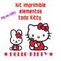 Kit Imprim.kitty ¡todo Para Armar! Adaptable A Todos Los Kit