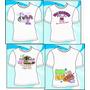Pack 144 Tshirts Vectores Dibujos Estampados Hombres