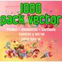1000 Pack Vectors