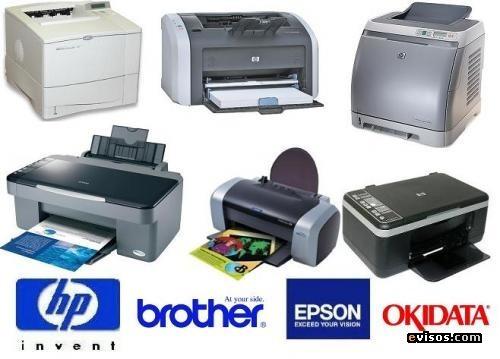 Service Reparación Impresoras Epson Hp Brother Retiro A Dom