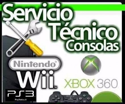 Servicio Tecnico / Reparacion / Xbox360 / Floresta Domicili