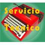 Reparacion Y Servicio Tecnico De Maquinas De Escribir