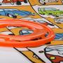 Set De Lona Estampada Con Frisbee Arredo