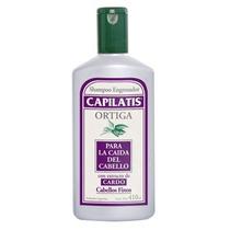 Capilatis Shampoo Ortiga Con Extracto De Cardo-fino C/ Caida