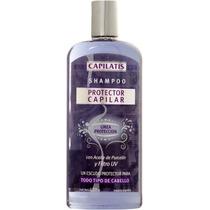 Capilatis Protector Capilar-todo Tipo Cabellos-shampoo 420ml