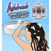 Rastas Y Dreadlocks, Shampoo Revitalizante Para Rastas