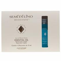 Ampolla Alfaparf Diamante Semi Di Lino X15ml - 12 Unidades