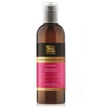 Shampoo Reparador Hidratante Con Argán Y Macadamia