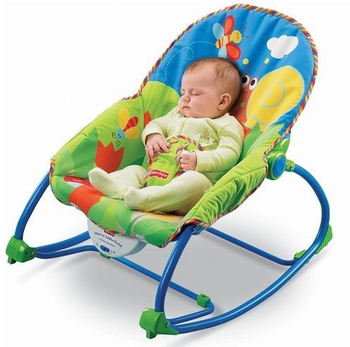 Fisher price silla mecedora para bebe imagui for Silla mecedora para bebe