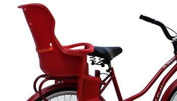 Silla para llevar ni o en bicicleta sillita para chicos for Silla nino bicicleta
