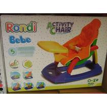 Navidad Sillita Para Jugar Y Comer Baby Chair Activity Rondi