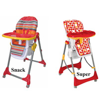 Silla De Comer Kiddy Supper O Snack Envío Gratis Caba