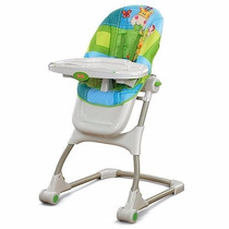 Silla De Comer Discover N¿ Grow Fisher Price Rainforest