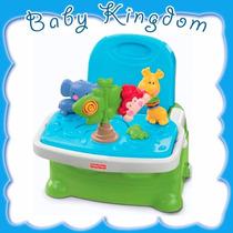 Nueva Silla Comer Bebes-chicos Con Juegos-juguetes.adaptable