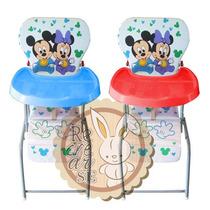 Silla Mickey / Minnie De Comer Bebe, Hamaca