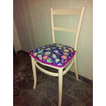 Silla Thonet Reciclada/silla Thonet Antigua Restaurada/silla