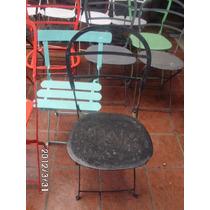 Antigua Silla Chapa Tipo Quilmes
