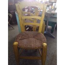 Silla para restaurar divina muebles antiguos for Muebles antiguos argentina