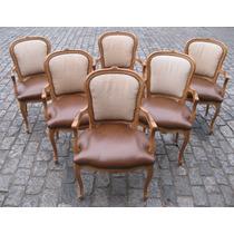 Vendo juego de sillones de cuero antiguos usados muebles antiguos usado mercadolibre argentina - Sillas y sillones clasicos ...