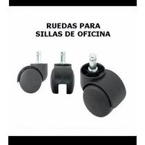 Ruedas Para Sillas De Oficicna