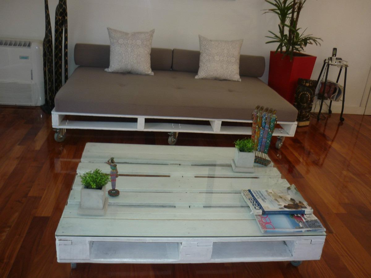 Muebles hecho de palet latest todo con palets with for Muebles hechos con palets paso a paso
