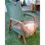Sillon De Diseño Retro Vintage 60 A Retapizar