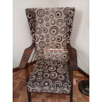 Sillon Antiguo Berger Americano Y Reclinable Leer