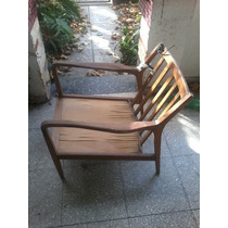 Sillon Madera Para Restaurar Reciclar Decorar
