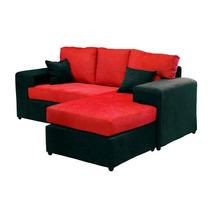 Sillon Sofa Esquinero En Chenille Alta Gama!!!!!
