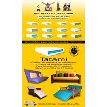 Colchón Tatami
