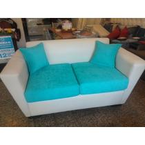 Sillon Sofa Talampaya Y Chenille Placa Super Soft Fabrica