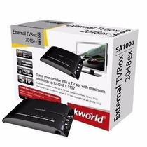Sintonizadora Externa Kworld Tv-2048ex Full Hd - En La Plata
