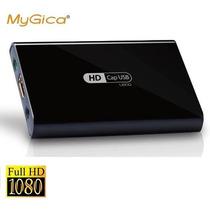 Capturadora Mygica Hd U800 Hdmi Full Hd 1080 Y Rca Centro