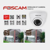 Cámara Ip Foscam Vigilancia Fi9851p Hd Con Infrarrojo
