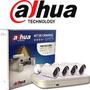Kit De Seguridad Hd Dahua - Instalación Incluida