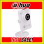 Cámara Tipo Cubo Ip Dahua Wifi Hd Con Audio Ipc-kw12w