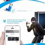 Camara De Seguridad Ip Wifi Inalambrica Infrarrojo Sonido