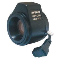 Lente Camara Seguridad Cctv Con Auto Iris 2,8mm