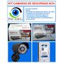 Kit 8 Camaras De Seguridad+1tb+instalacion!! Hogar Comercio