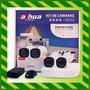 Kit Seguridad 4 Camaras Hd Grabadora Dvr Fuentes Autoinstala