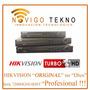 Dvr Hikvision 8 Ch Hd Turbo Ds-7208-hghi-shst Original 24mes