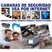 Configuración Dvr Camara Ip Para Verlas Por Internet