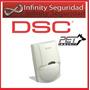 Detector Sensor De Movimiento Pir Dsc Lc100 Antimascota Pet